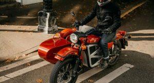 Có gì ở chiếc xe máy tới từ nước Nga - Ural